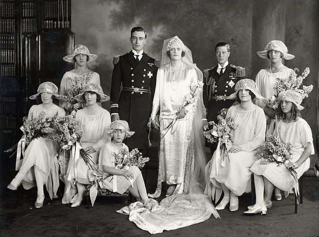 Fuente Kings And Queens: Lord Louis Mountbatten