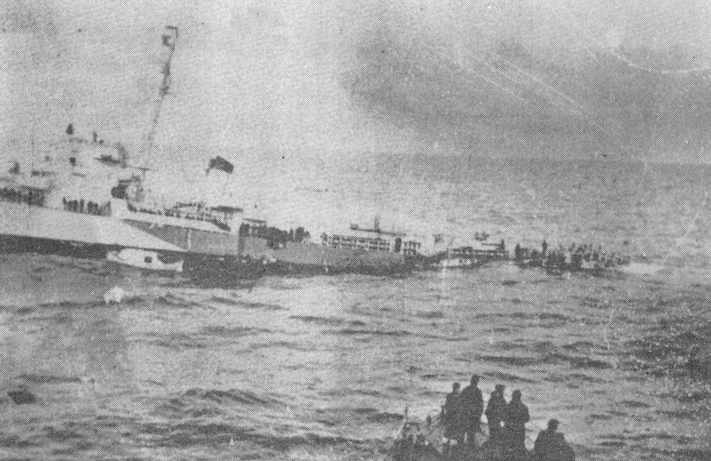 hms thetis sinking Salvage of hms thetis f appendix   the cause of the sinking was the flooding of the two forward compartments through the lower starboard torpedo tube, the breech.
