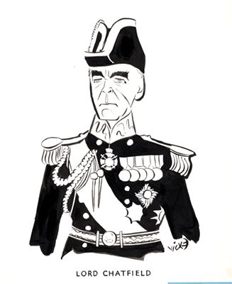 Rear Admiral Chatterfield