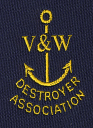 Crest of the V&W Destroyer Association